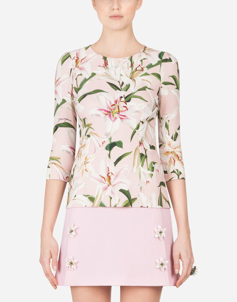 9bad6199461b Women's Shirts and Tops | Dolce&Gabbana