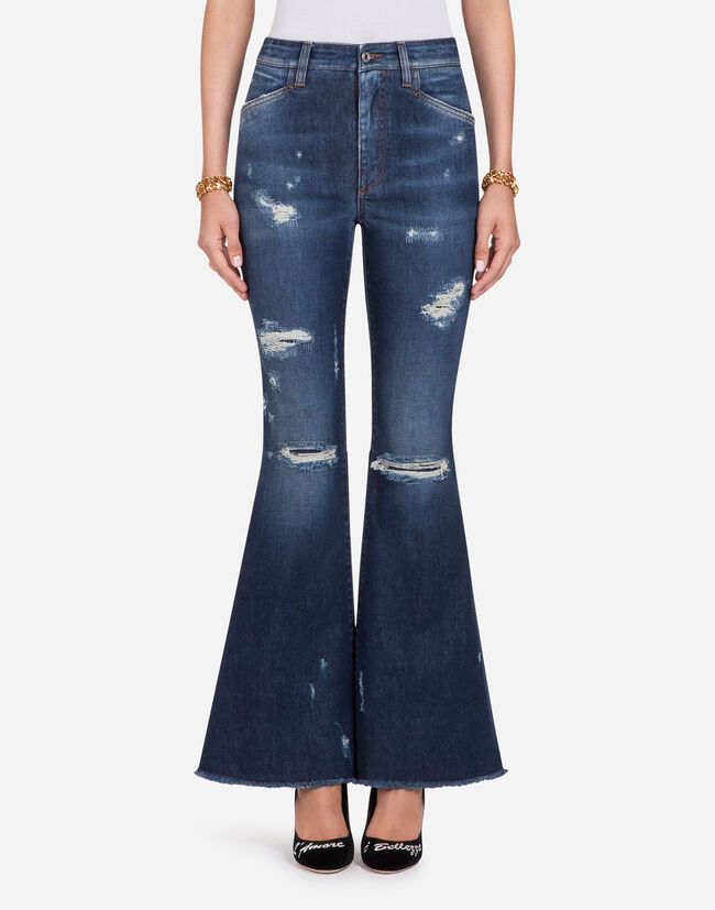 Dolce & Gabbana FIVE-POCKET JEANS