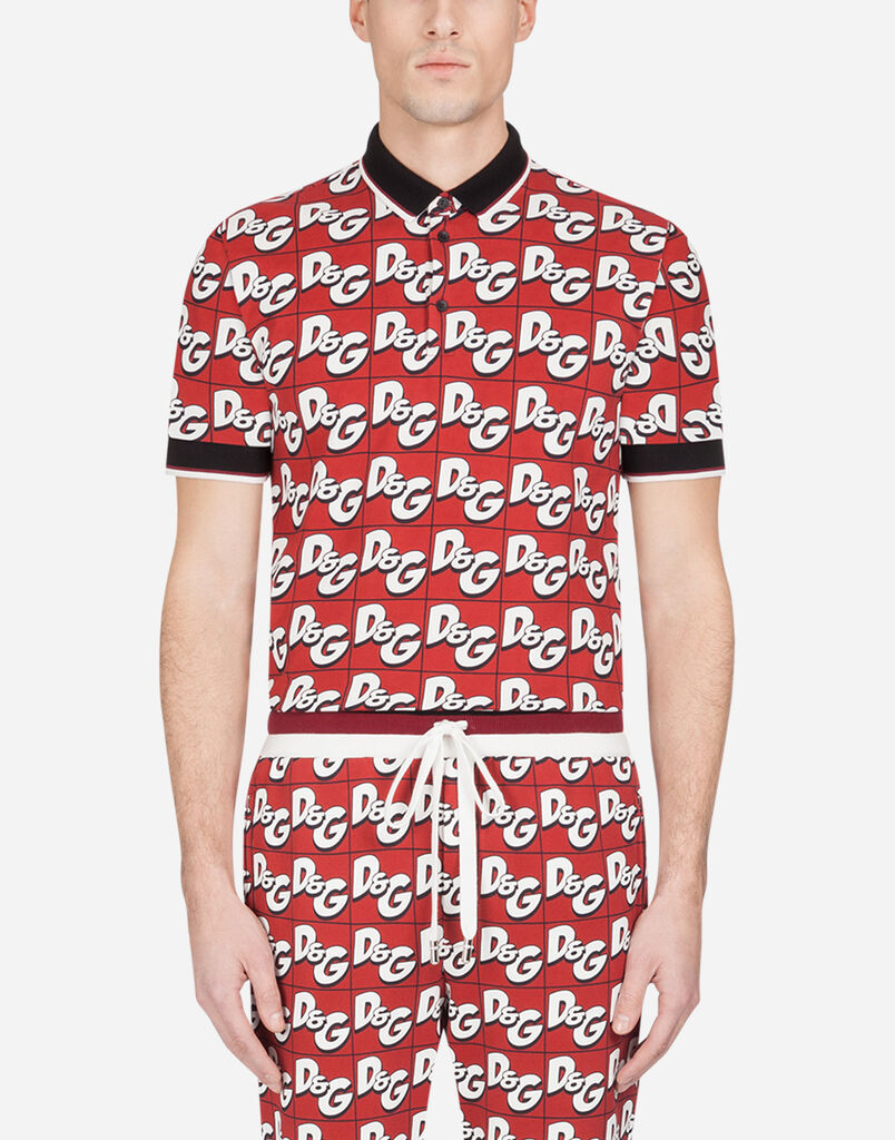 1f502261d T-shirts and Polo for Men | Dolce&Gabbana