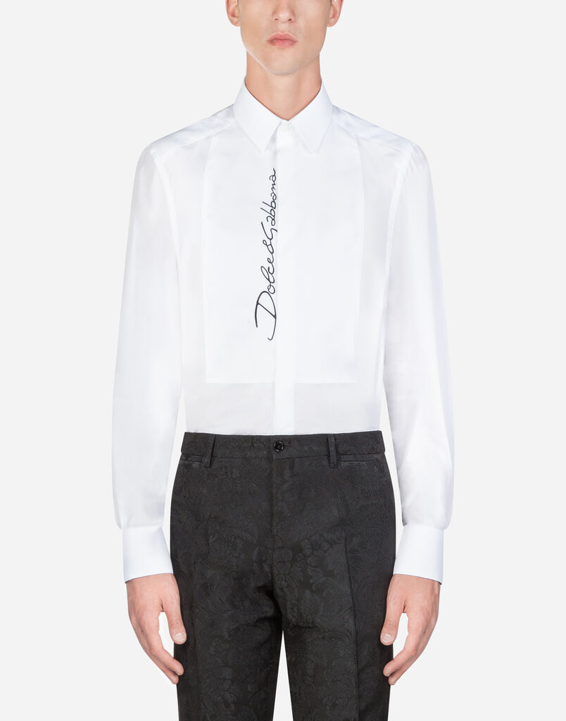 673f3765 Men's Shirts | Dolce&Gabbana