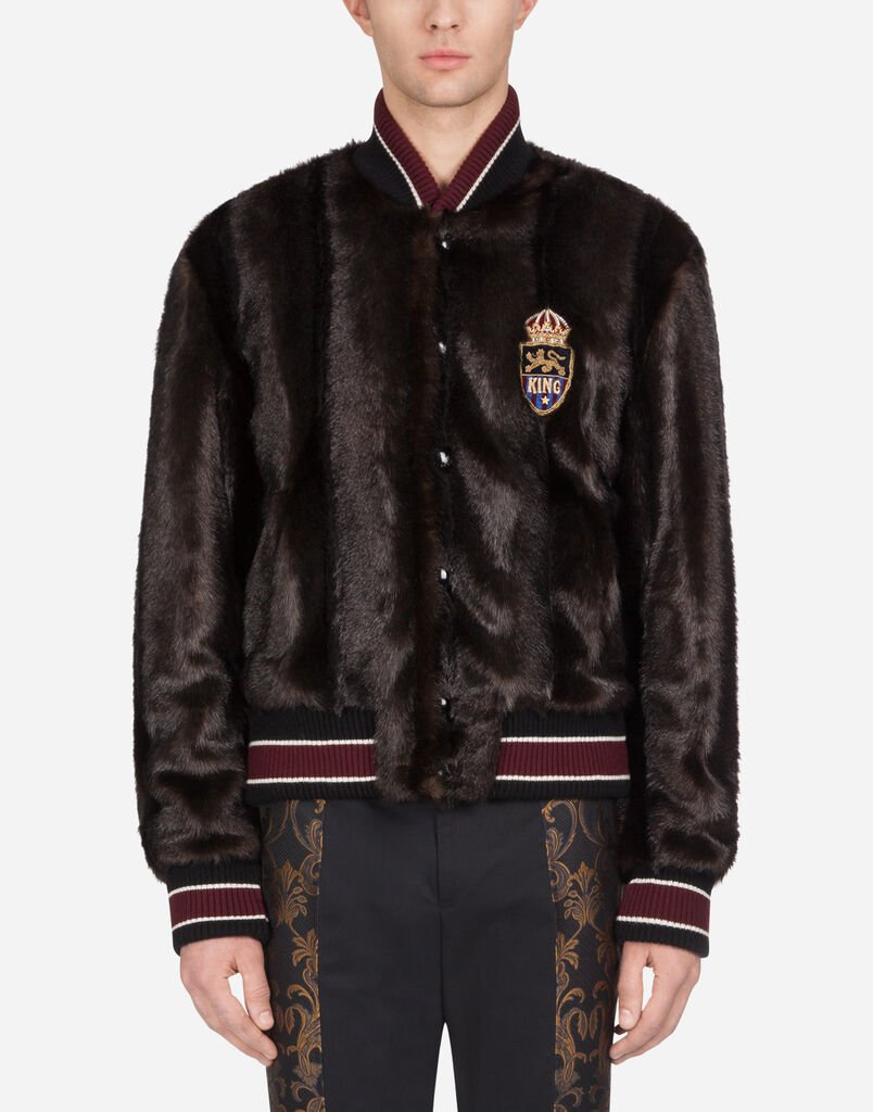 72892ff3f Men's Jackets and Bombers | Dolce&Gabbana