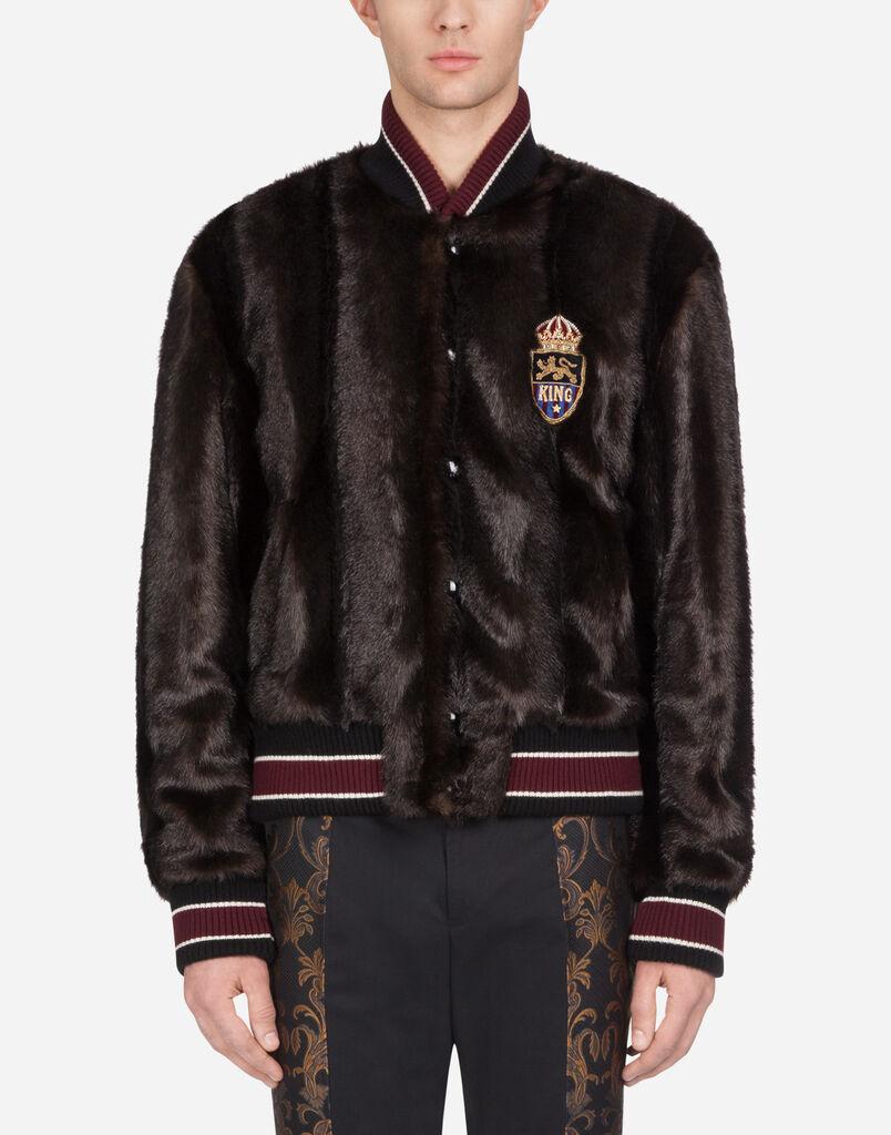 5f20178fe5e Men's Jackets and Bombers | Dolce&Gabbana
