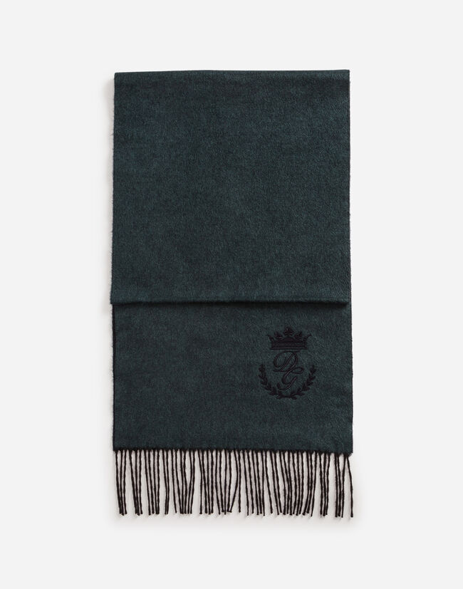 SCARF IN CASHMERE AND SILK