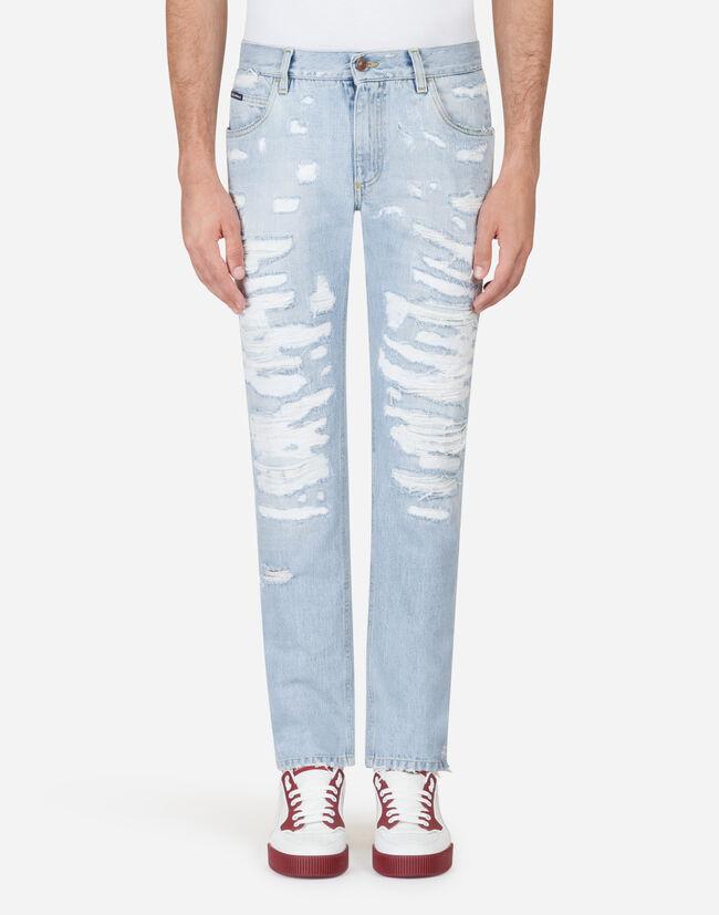 b8310ebc43cf0 Jeans Homme   Dolce Gabbana - JEAN COUPE REGULAR