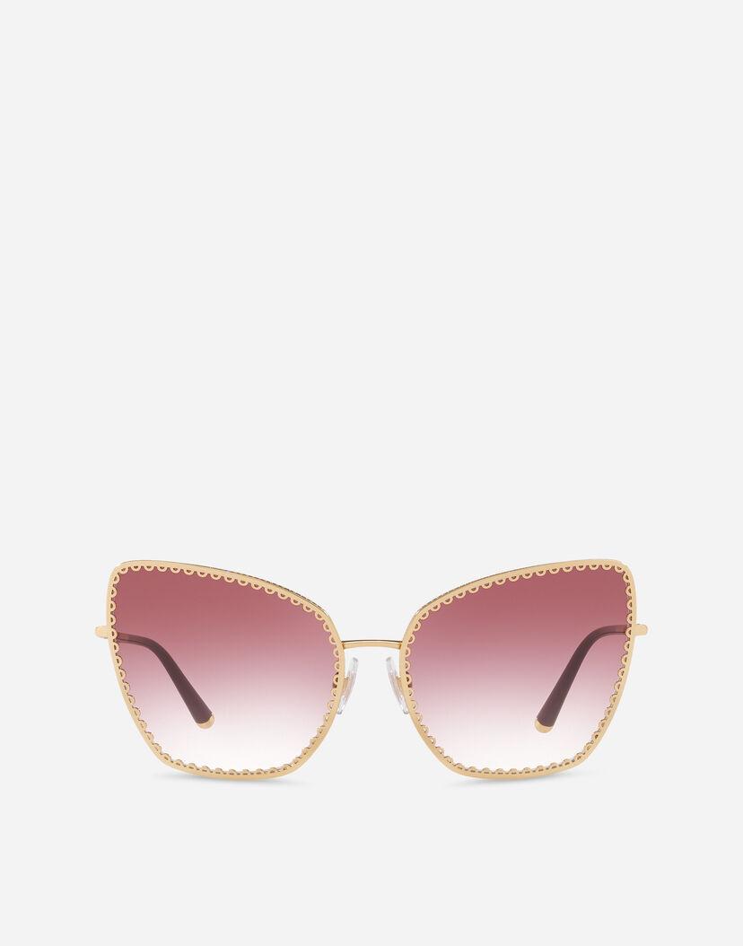 Women's Sunglasses | Dolce&Gabbana - CUORE SACRO SUNGLASSES