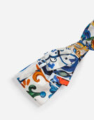 Dolce&Gabbana PRINTED COTTON HEADBAND