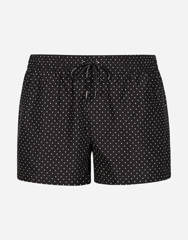 PRINTED SHORT BEACH BOXERS