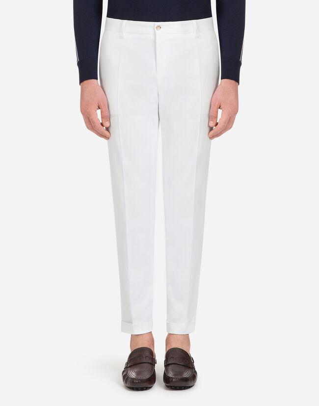 CLASSIC COTTON PANTS