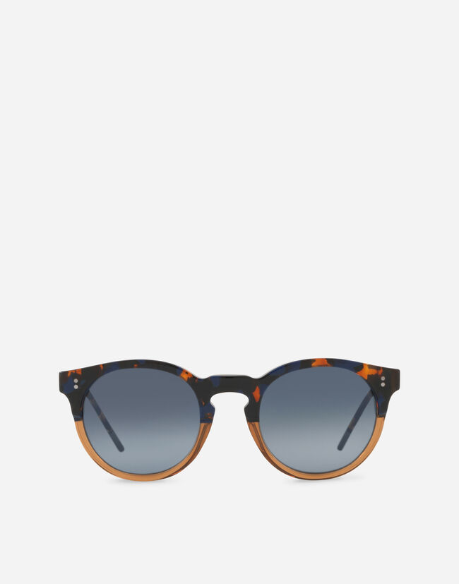 PANTHOS SUNGLASSES WITH KEYHOLE BRIDGE