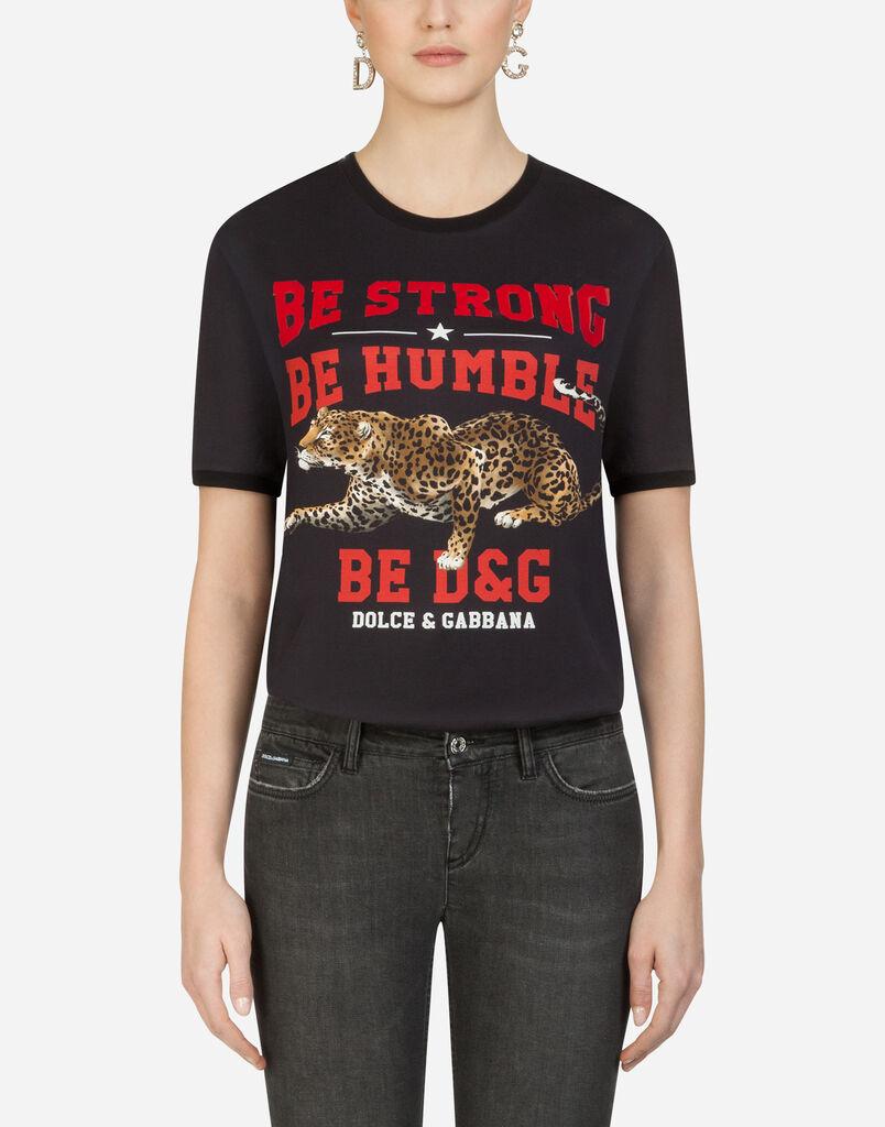 072d0d8179ea Women's T-shirts and Sweatshirts | Dolce&Gabbana
