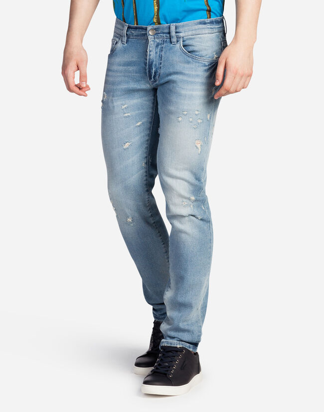 STRETCH CLASSIC FIT JEANS