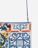 Dolce&Gabbana TUMBLED CALFSKIN POUCH
