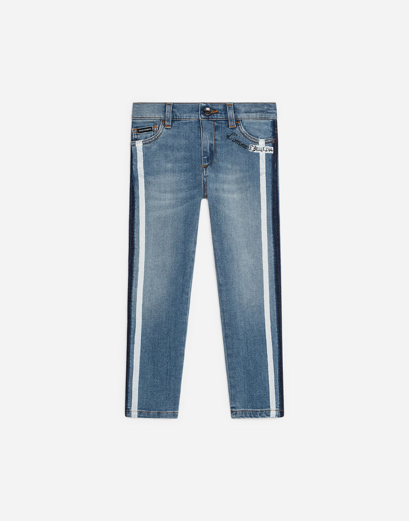 Dolce&Gabbana SLIM-FIT JEANS