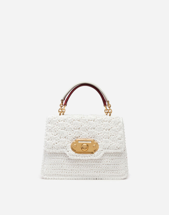 d88bda36 Сумка Welcome, связанная крючком - Женщина | Dolce&Gabbana