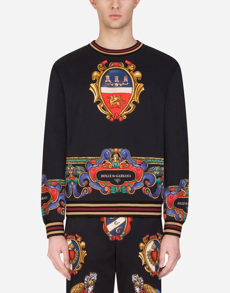 3ffbcb2cf Sweatshirts for Men | Dolce&Gabbana