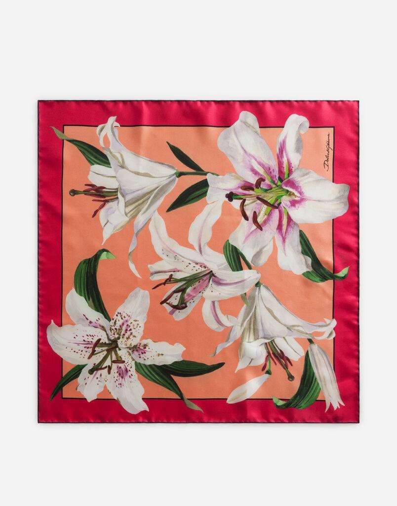 a5c69f12 Women's Scarves and Silks| Dolce&Gabbana