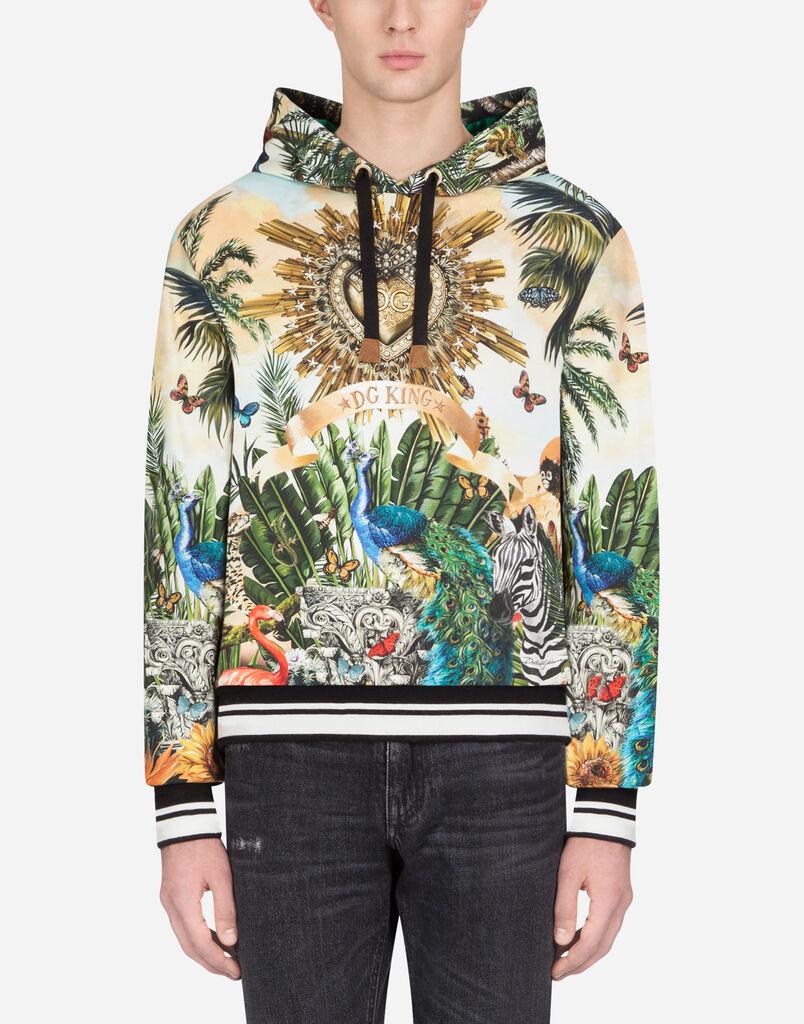bc0ebcd66ae9 Sweatshirts for Men | Dolce&Gabbana