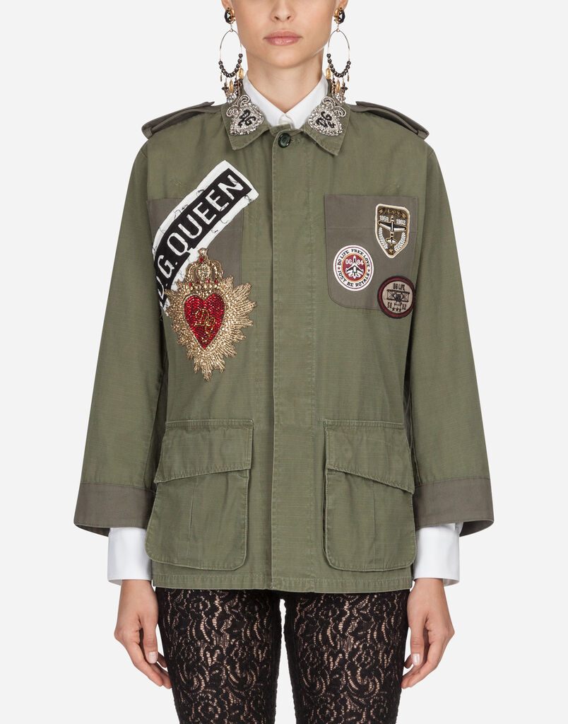 88d64aa2c2 Women's Coats and Jackets | Dolce&Gabbana