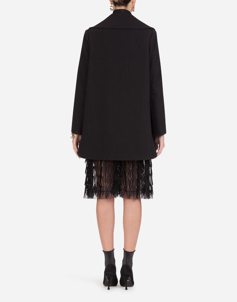 meet 5a658 ccc29 Caban Doppiopetto - Abbigliamento Donna | Dolce&Gabbana