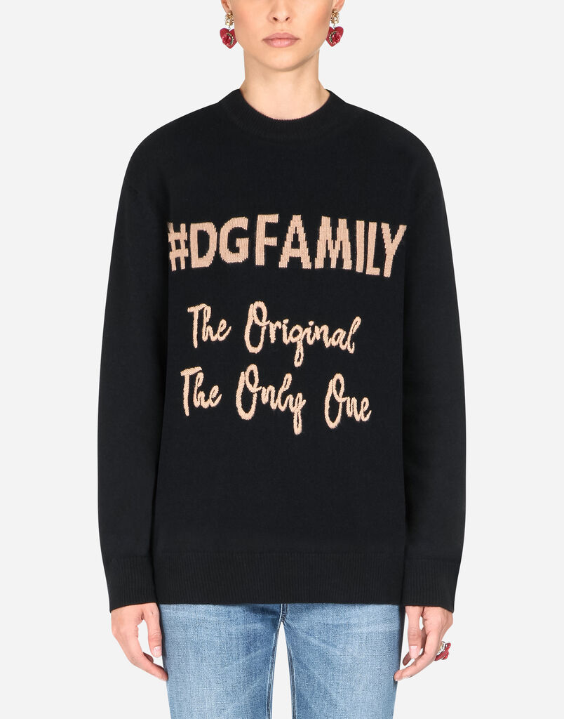 Sweaters and cardigans for women | Dolce&Gabbana