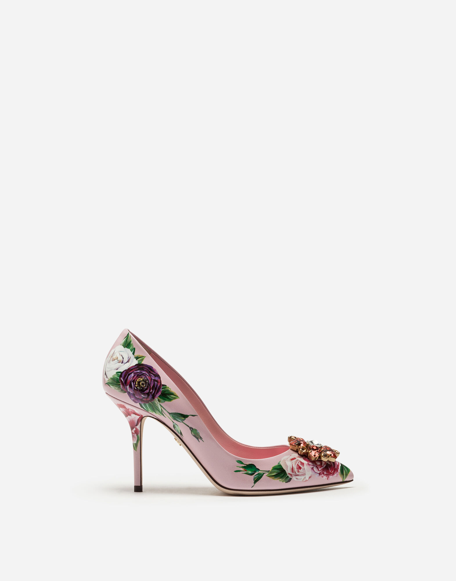 Free Shipping From China Dolce & Gabbana Woman Lace Slingback Point-toe Flats Size 35 Free Shipping Looking For Buy Cheap Eastbay Rbku44ph