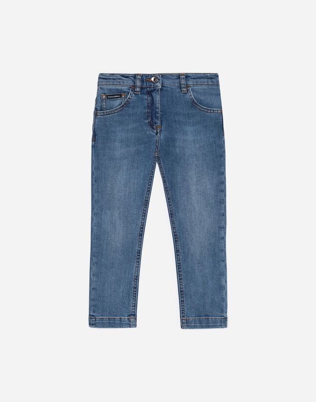 Dolce&Gabbana SLIM FIT DENIM JEANS