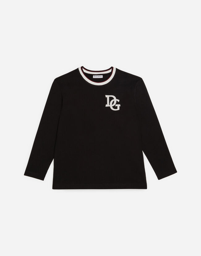 Dolce&Gabbana COTTON T-SHIRT WITH PRINT