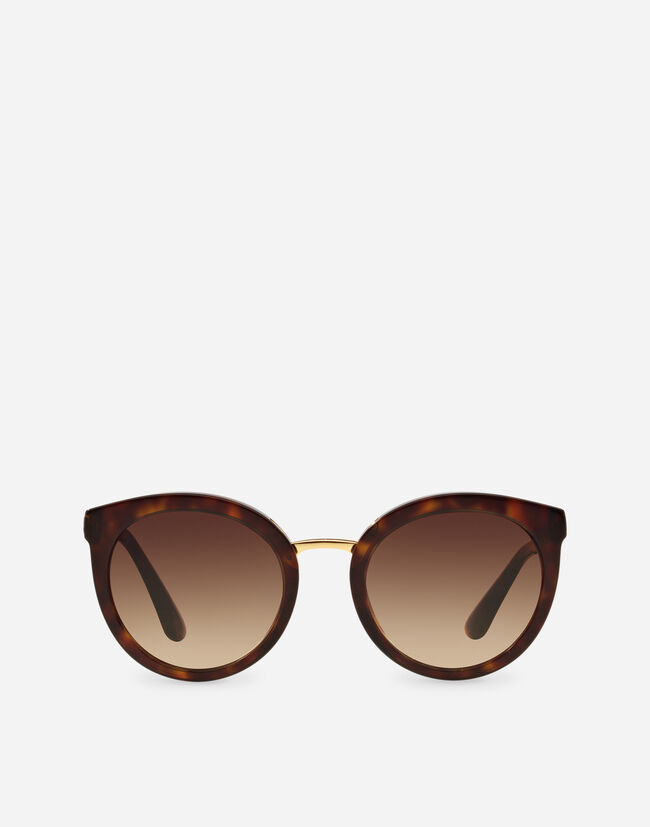 Dolce & Gabbana METAL AND ACETATE SUNGLASSES