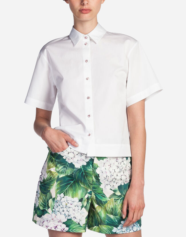 Dolce & Gabbana SHIRT IN COTTON