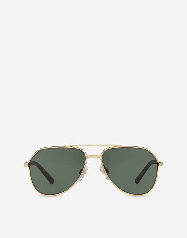 Dolce & Gabbana METAL AVIATOR SUNGLASSES