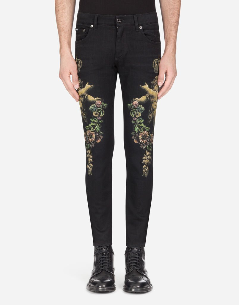 82c9c1f12a06 Men's Denim | Dolce&Gabbana