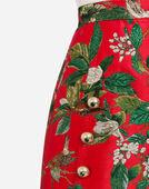 Dolce & Gabbana JACQUARD SKIRT