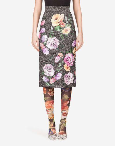 timeless design 4c3e9 4ec24 Gonne Donna | Dolce&Gabbana