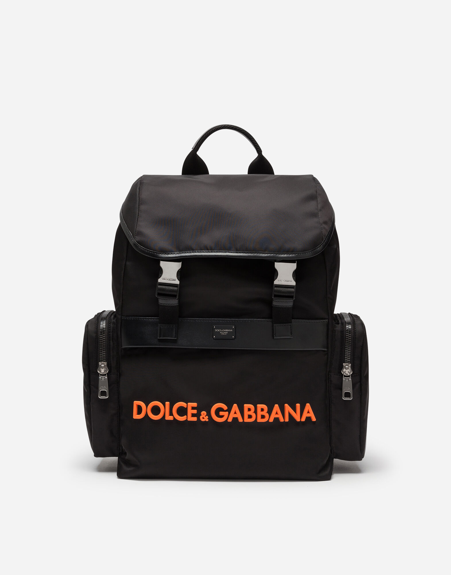 Strict Dolce & Gabbana Sling Back Shoes In Black Leather Clothes, Shoes & Accessories Heels