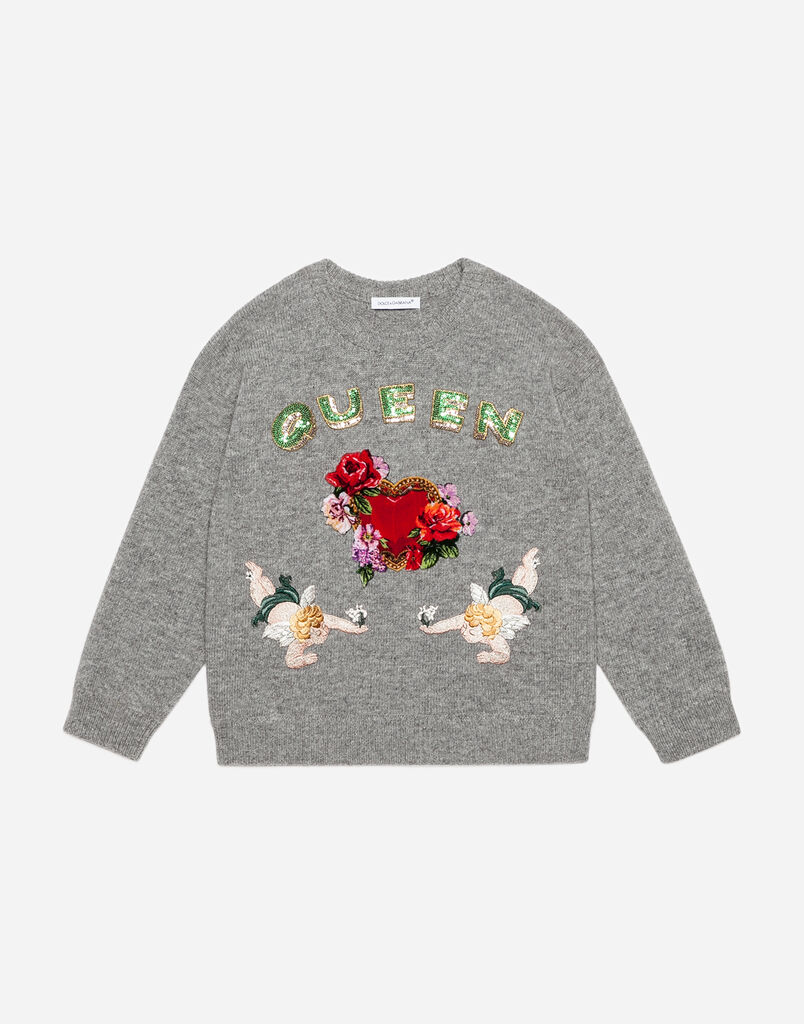 Dolce&Gabbana WOOL TURTLENECK