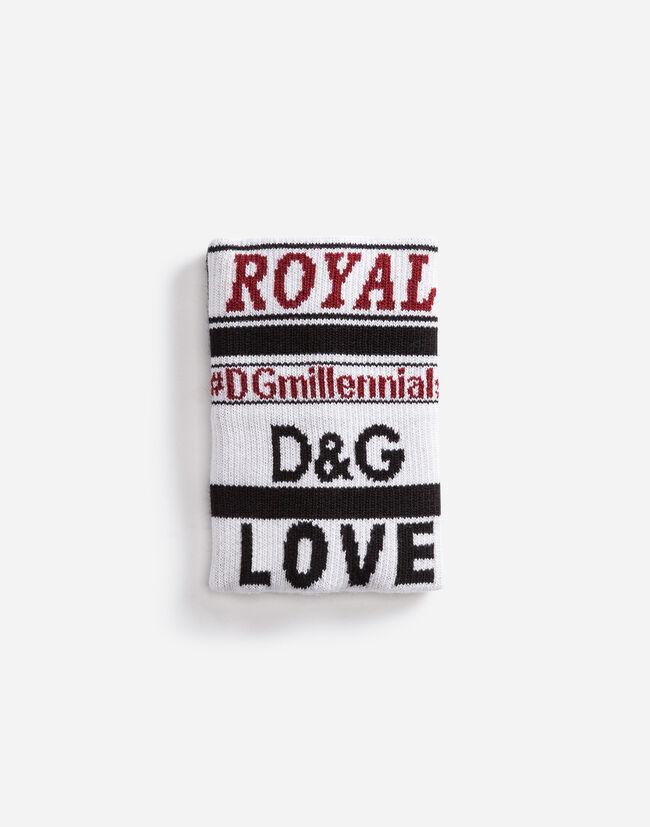 Dolce&Gabbana DGMILLENNIALS WRIST SWEATBAND