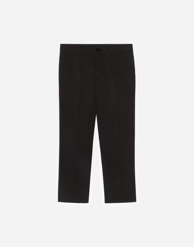 Dolce&Gabbana STRETCH WOOL PANTS