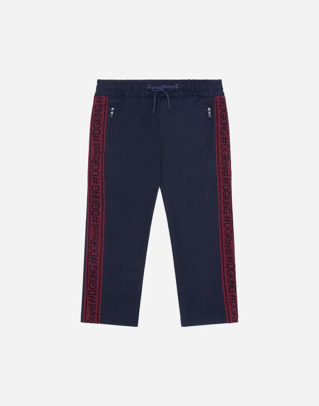 Dolce&Gabbana COTTON PANTS