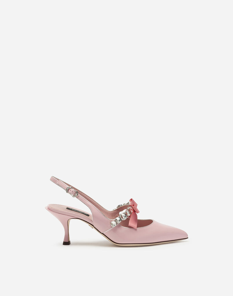 ac5fe3a4c0 Shoes for Women and Footwear | Dolce&Gabbana