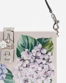DOLCE BOX CLUTCH IN PAINTED WOOD
