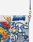 Dolce&Gabbana MINI DG MILLENNIALS BAG IN PRINTED CALFSKIN