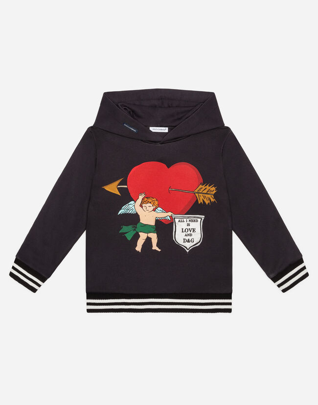 Dolce&Gabbana COTTON SWEATSHIRT