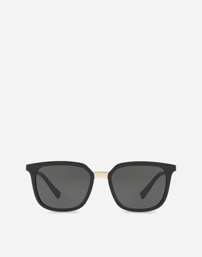 Sonnenbrillen für Herren | Dolce&Gabbana - QUADRATISCHE SONNENBRILLE ...