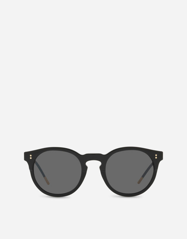 Dolce & Gabbana PANTHOS SUNGLASSES WITH KEYHOLE BRIDGE