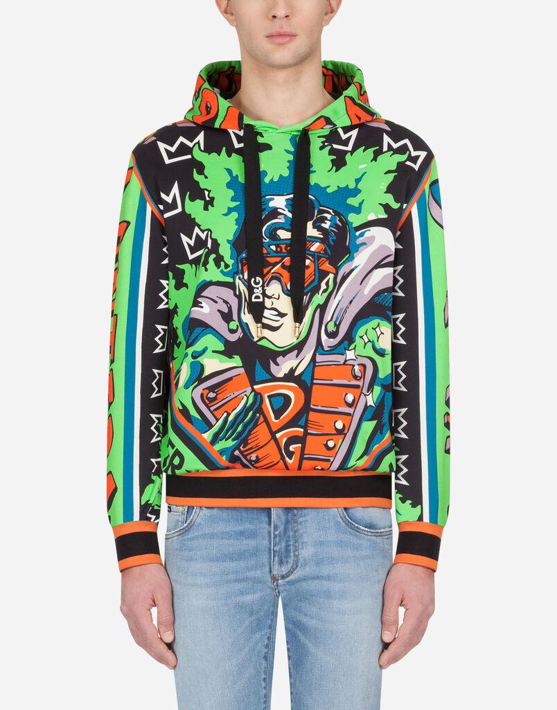1428426f8 Sweatshirts for Men | Dolce&Gabbana
