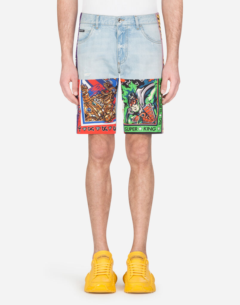 709a25d6f474 Men's Denim   Dolce&Gabbana