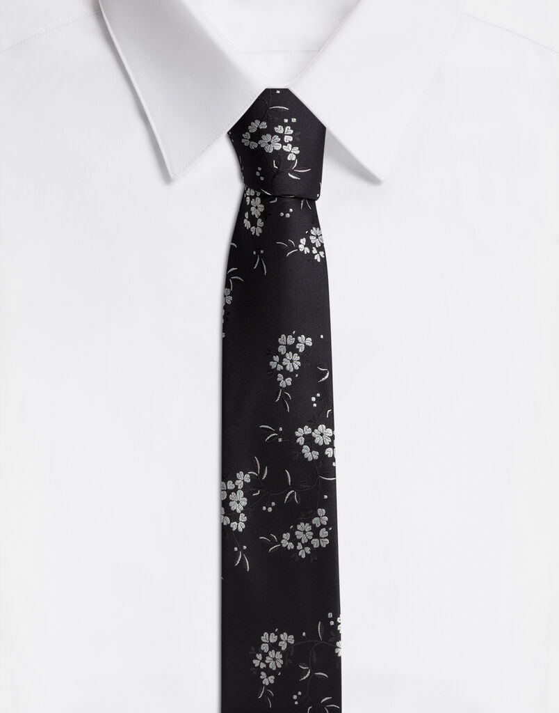 017c5a534da7 Ties and Pocket Squares | Dolce&Gabbana
