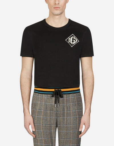 T-shirts and Polo for Men | Dolce&Gabbana