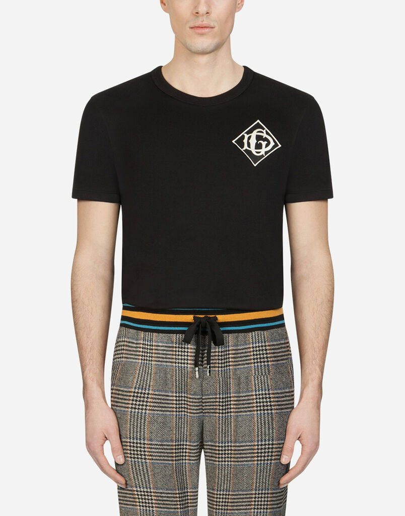 1c74e37f02f82 T-shirts and Polo for Men | Dolce&Gabbana