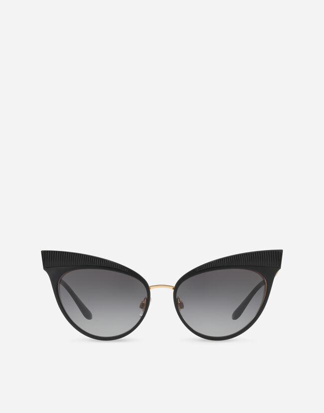 Dolce & Gabbana METAL CAT EYE SUNGLASSES
